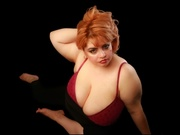 redhead geen willing perform