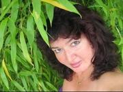 brunette manuela willing perform