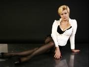 blonde irene willing perform