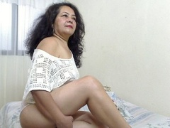 52 yo, mature live sex, vibrator, zoom