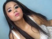 brunette ayhie willing perform
