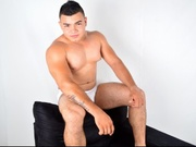 brunette marco willing perform