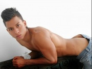 brunette andres willing perform