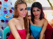 brunette tanya and brunette