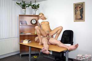 An old horny guy shagging a much younger - XXX Dessert - Picture 8