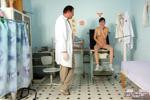 A very horny doctor fucks his sexy teena - XXX Dessert - Picture 6
