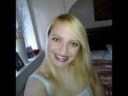 blonde annshala willing perform