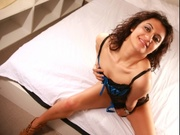 brunette rebbeka willing perform