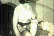 vintage slutty chick black