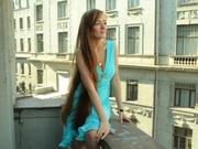 brunette meganie willing perform