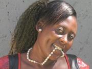 brunette africancandy