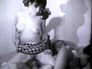 horny vintage schoolgirl screwed