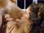 A gorgeous willing retro chick nailed hardcore by a dude