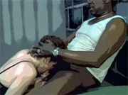 Horny retro dude nailing his willing lawyer inside a jail