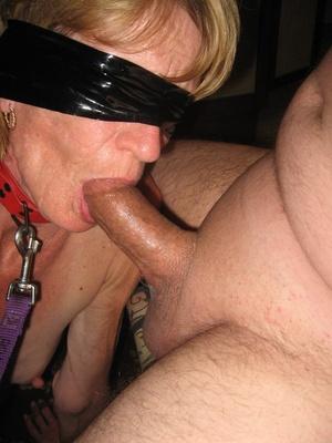 A horny granny in bondage still can cock - XXX Dessert - Picture 3