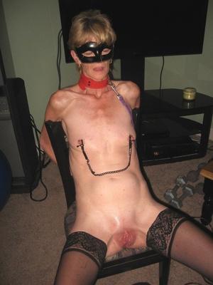 A horny granny in bondage still can cock - XXX Dessert - Picture 9