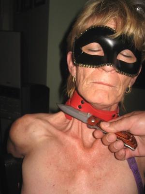 A horny granny in bondage still can cock - XXX Dessert - Picture 10