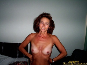 Sex starved granny opens her legs reveal - XXX Dessert - Picture 12