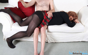 A dislay of hardcore MILF with daring be - XXX Dessert - Picture 9