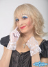 Kinky and pretty dressed as a sexy rich housemaid, this crossdresser delivers