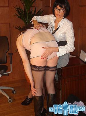 Bitchy mean MILF slut gets her man to dr - XXX Dessert - Picture 7