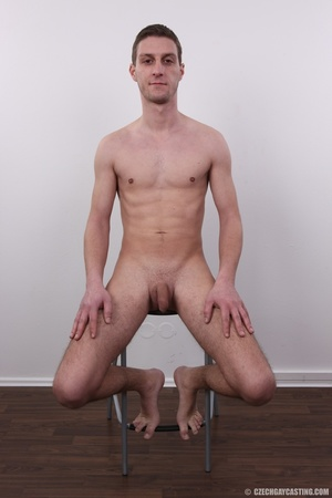 Cute and slutty gay gives up tight ass - XXX Dessert - Picture 19