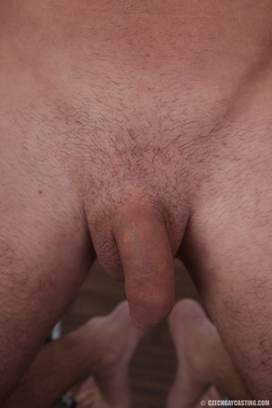Cute and slutty gay gives up tight ass - XXX Dessert - Picture 20