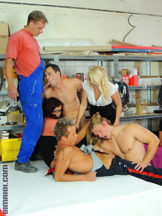 workshop dirty orgy continues