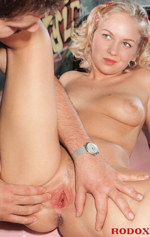 Blondie adores thick cocks up her tight  - XXX Dessert - Picture 14