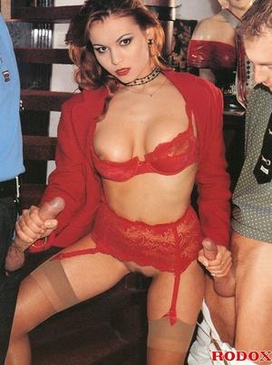 Hot kinky slut adores cock and cum - XXX Dessert - Picture 3