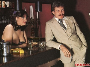 Nasty ladies attend a mafia sex party - XXX Dessert - Picture 8