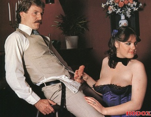 Nasty ladies attend a mafia sex party - XXX Dessert - Picture 14