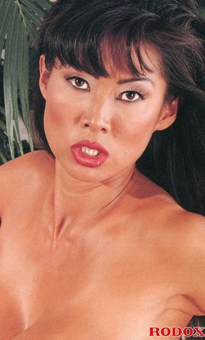 Asian chick with huge tits rides hard - XXX Dessert - Picture 11