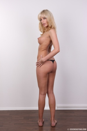 Blonde hottie has never been this horny  - XXX Dessert - Picture 17