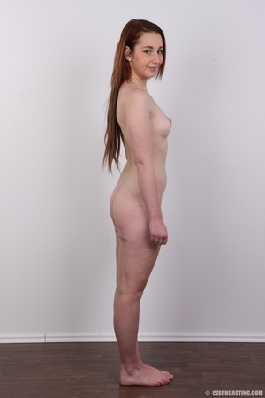 Tattooed redhead is ready to give up any - XXX Dessert - Picture 21