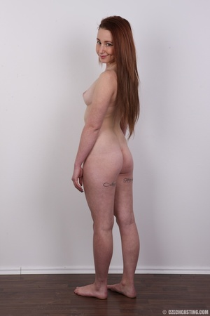 Tattooed redhead is ready to give up any - XXX Dessert - Picture 23