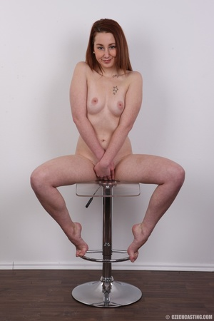 Tattooed redhead is ready to give up any - XXX Dessert - Picture 25