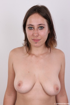 Pierced slut wants to sit on a hard cock - XXX Dessert - Picture 15