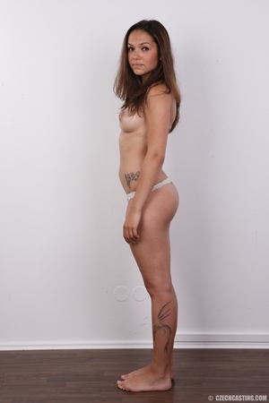 Sweet girl with tattoos loves cock, too - XXX Dessert - Picture 11