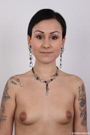 kinky tattooed bitch goes