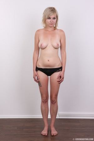 Cute blonde wants more than sitting on h - XXX Dessert - Picture 10