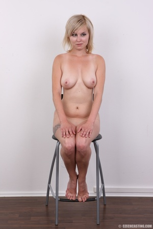 Cute blonde wants more than sitting on h - XXX Dessert - Picture 23