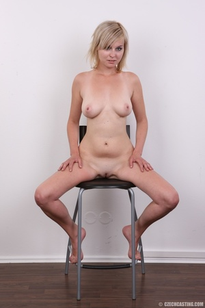 Cute blonde wants more than sitting on h - XXX Dessert - Picture 24