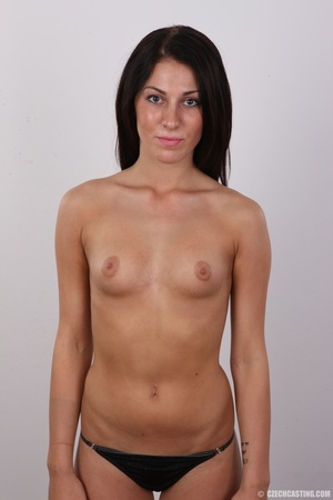 Young shy girlie shows off when stimulat - XXX Dessert - Picture 12