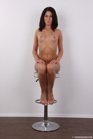 Young shy girlie shows off when stimulat - XXX Dessert - Picture 18