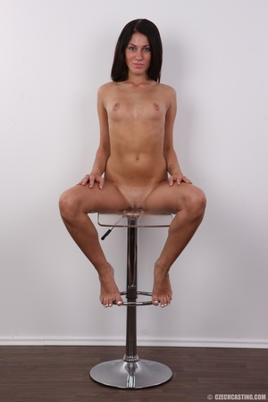 Young shy girlie shows off when stimulat - XXX Dessert - Picture 19
