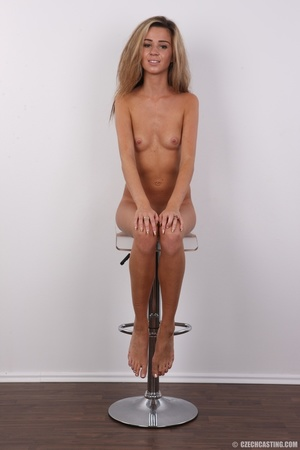 Skinny girl likes to get off on hardcore - XXX Dessert - Picture 19