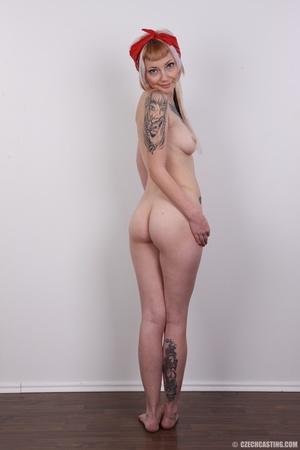 Hot tattoed slut submits her wet drippin - XXX Dessert - Picture 22