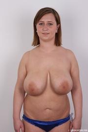her huge amateur tits