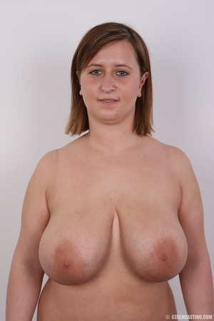 Her huge amateur tits will harden any co - XXX Dessert - Picture 16